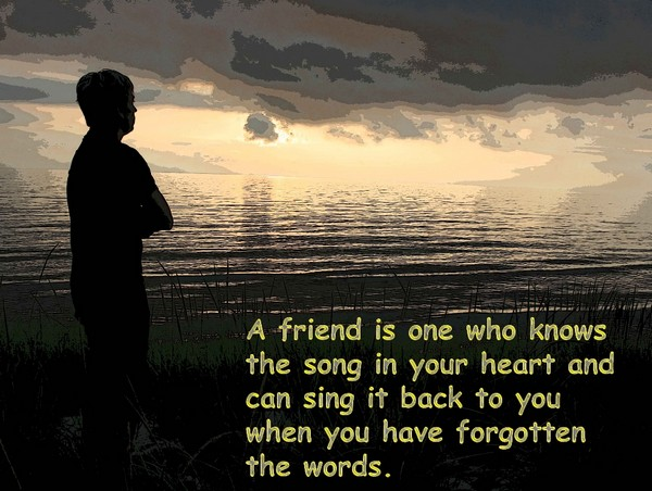 Cool True Friends Quotes