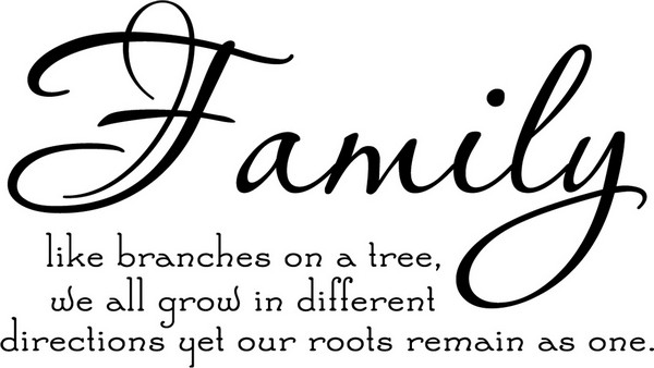 Cute Quotes For Families