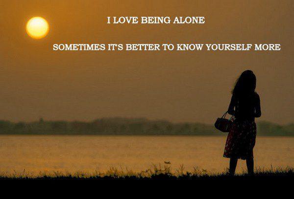 sad feeling quotes alone - photo #7