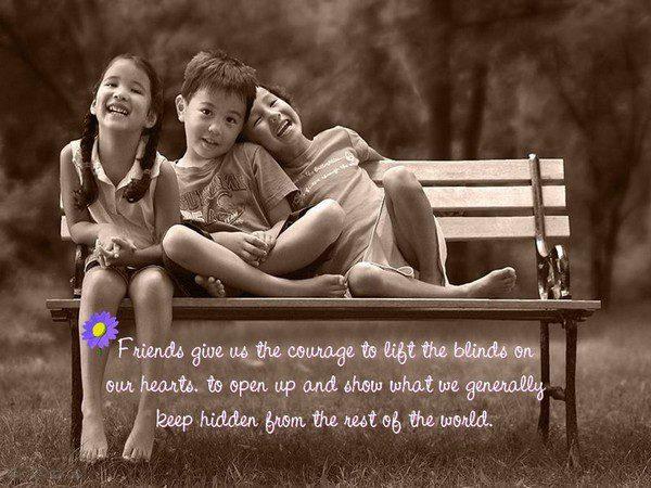 Inspirational True Friends Quotes
