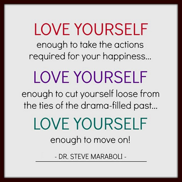 Love Yourself First Quotes