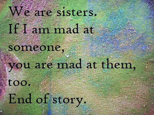 31 Funny Sister Quotes and Sayings with Images - Good ...