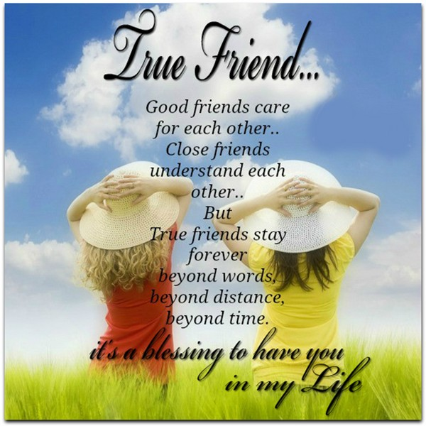 Emotional Birthday Quotes For Friend : True friends quotes and sayings with images good