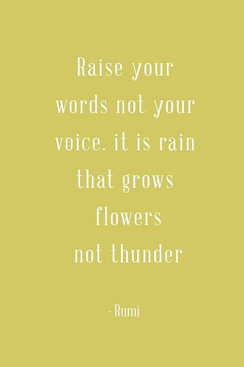 Raise Your Words Mother Quotes