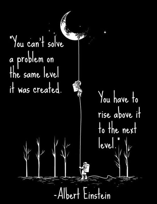 Solve a Problem Struggle Quotes