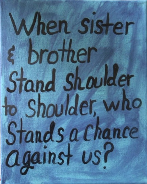 27 Best Brother Quotes with Images - Good Morning Quote