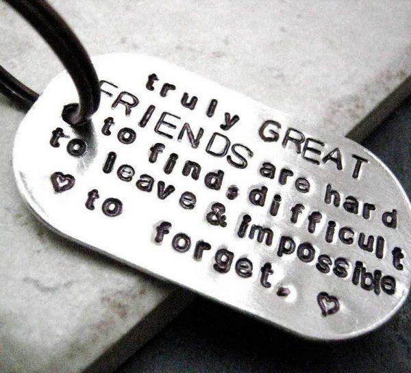 True Friendship Sayings