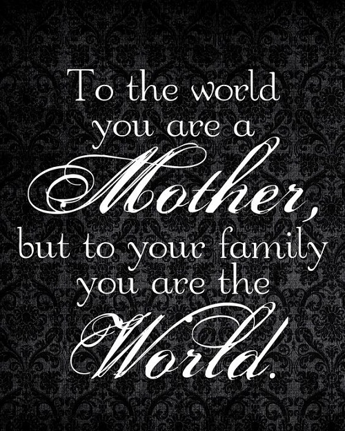 37 Best Mother Quotes and Sayings with Images - Good Morning Quote