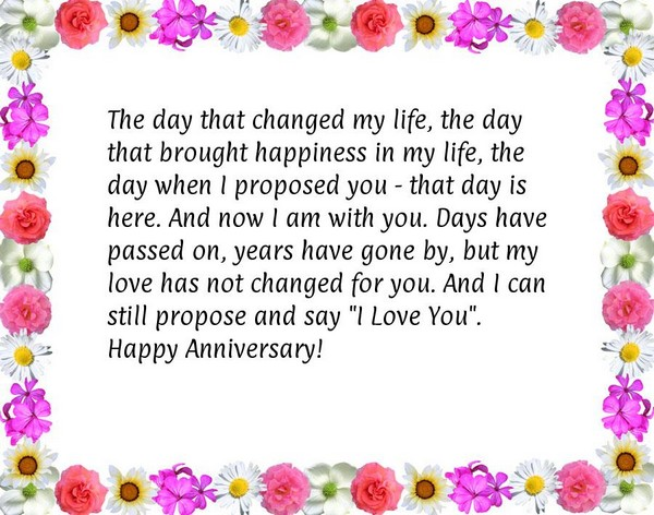Anniversary Sayings For Friends