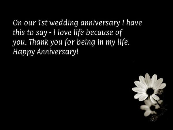 Anniversary Wishes Wife