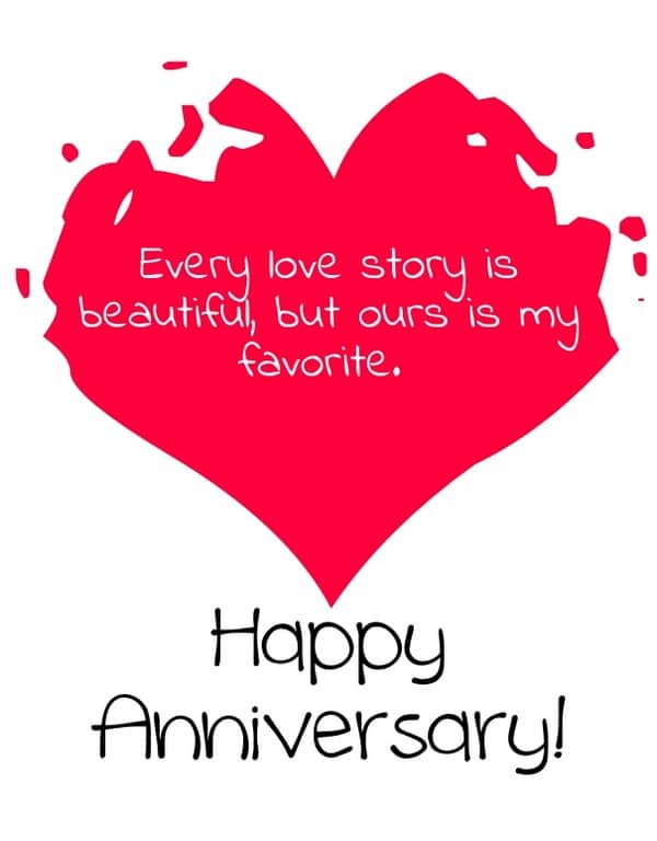 Quotes About Love And Wedding Anniversary : ... Anniversary Quotes for Him and Her with Images - Good Morning Quote
