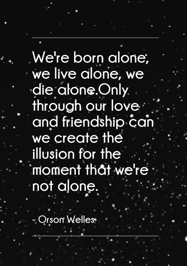Short Quotes About Love And Friendship