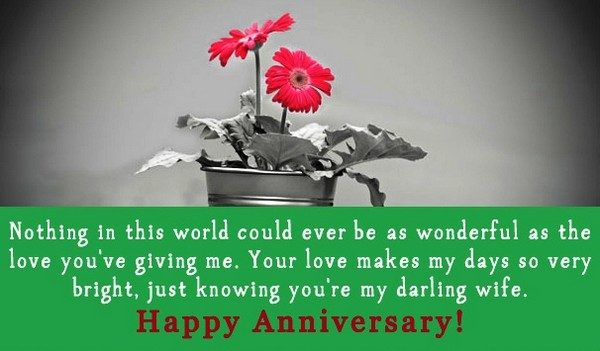 Wedding Anniversary Messages For Husband And Wife