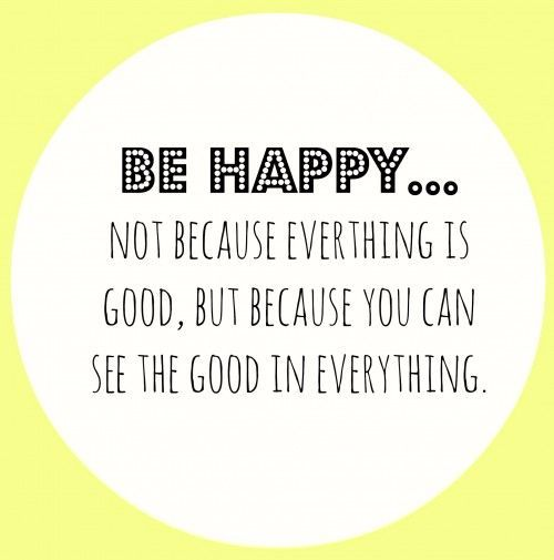 how to feel positive and happy