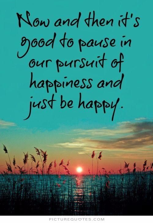 Charming Be Happy Sayings