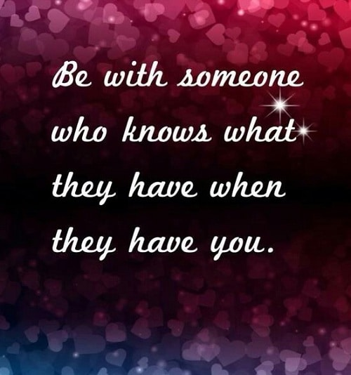 Charmant Be With Someone Love Quotes For Husband