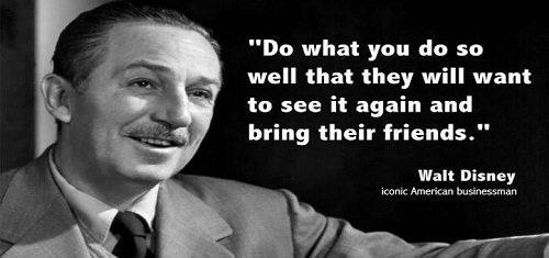 Delightful Bring Their Friends Walt Disney Quotes