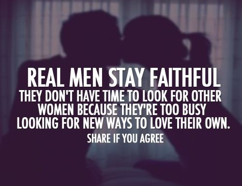 Faithful Love Quotes For Husbands