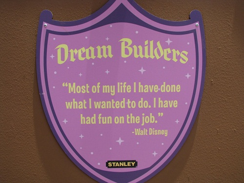 Fun on the Job Walt Disney Quotes