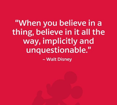 21 Best Inspirational Walt Disney Quotes with Images - Good ...