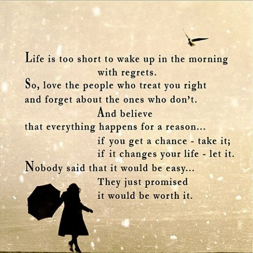Lovely Quotes Stunning 48 Lovely Quotes About Life For Her And Him Good Morning Quote