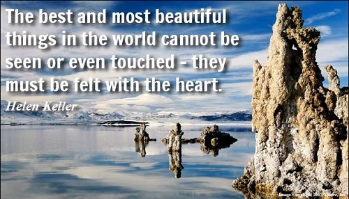 Most Beautiful Things Lovely Quotes