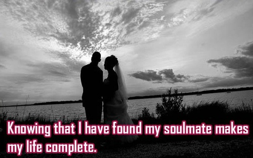 My Soulmate Love Quotes for Husband