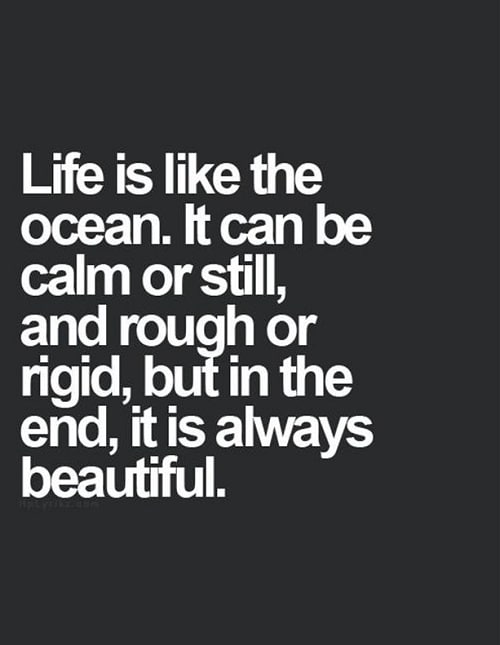 Ocean Lovely Quotes