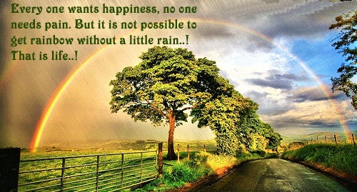 Rainbow Lovely Quotes