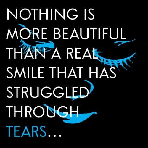Real Smile Lovely Quotes