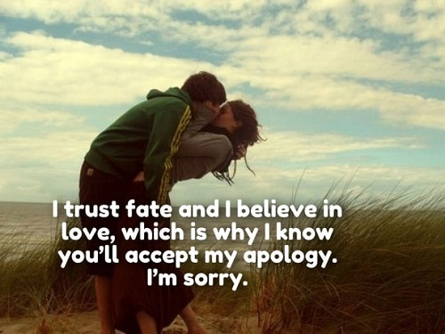 Trust Fate Love Quotes for Her