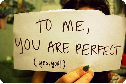 You Are Perfect Love Quotes For Her