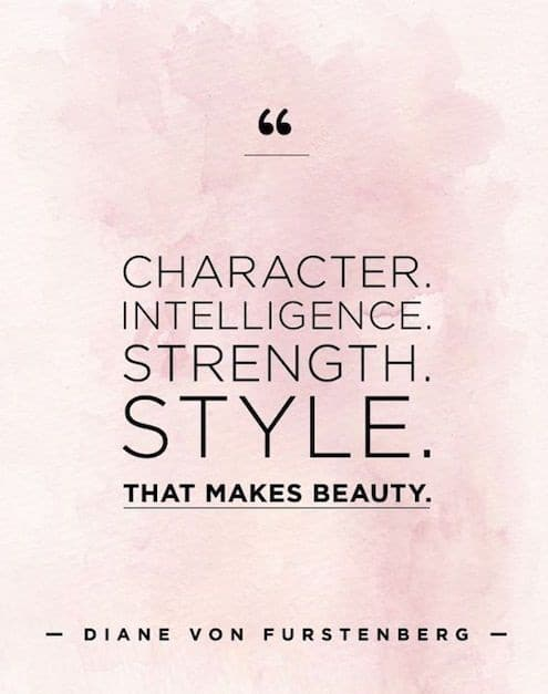 Character Strength Women Empowerment Quotes