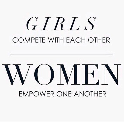 Difference of Girls and Women Empowerment Quotes