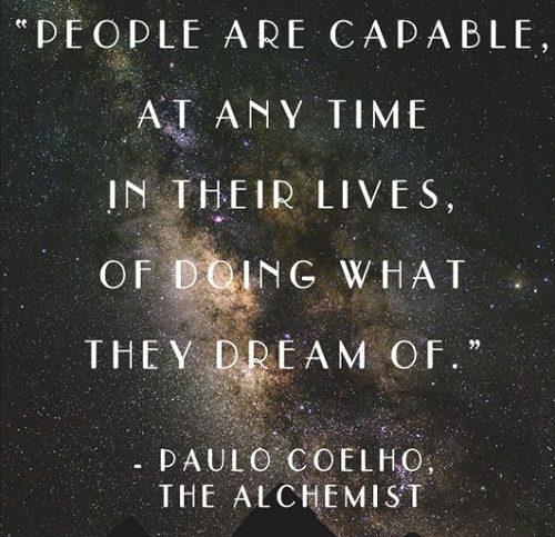 Dream Of the Alchemist Quotes