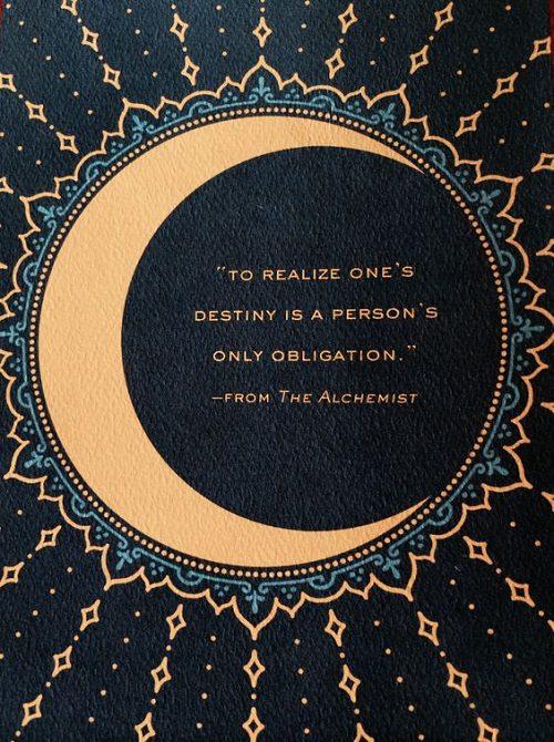 Obligation the Alchemist Quotes