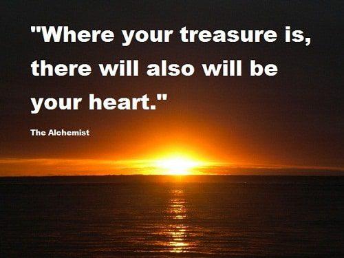 Treasure the Alchemist Quotes