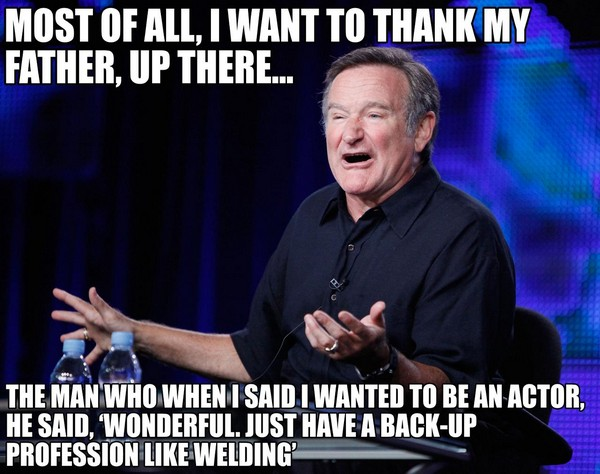 Robin Williams Best Sayings
