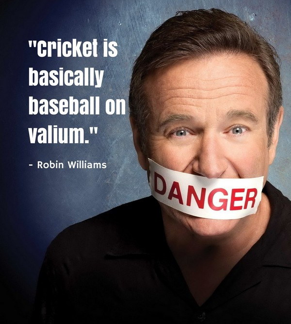 Robin Williams Inspiring Quotes