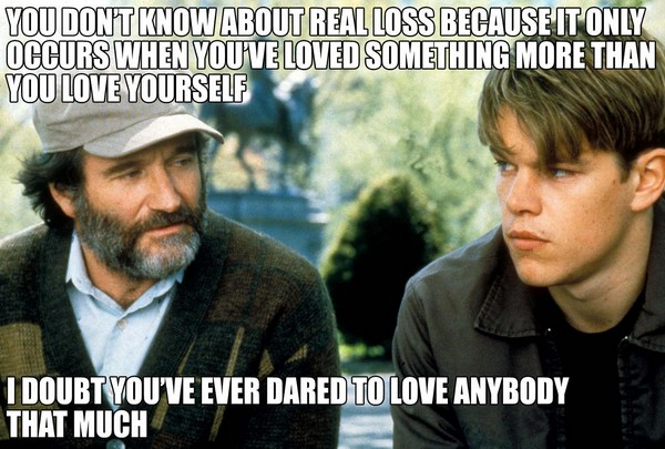 Robin Williams Quotes Good Will Hunting