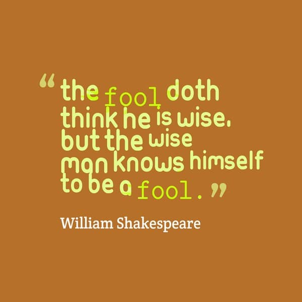 Shakespeare Inspiring Quotes
