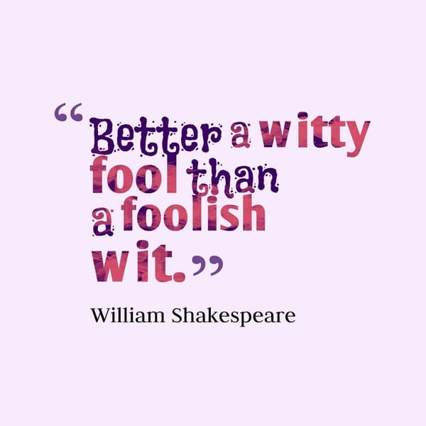 51 Inspirational Shakespeare Quotes with Images - Good Morning Quote