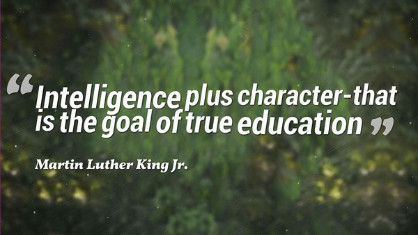 Thought Of The Day Martin Luther King Jr