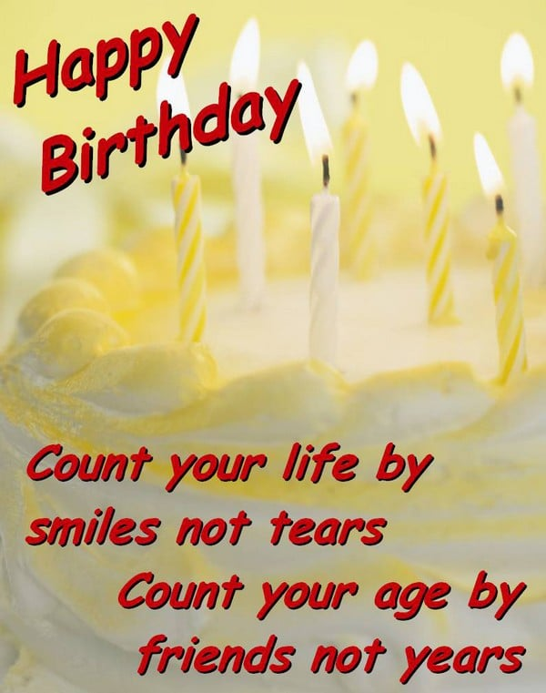 72 happy birthday wishes for friend with images   good morning quote