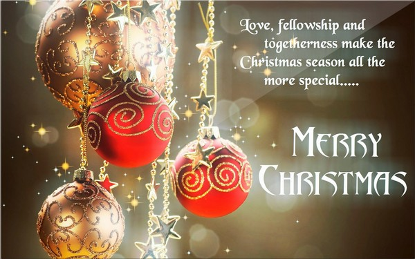Best Christmas Greeting Card Messages