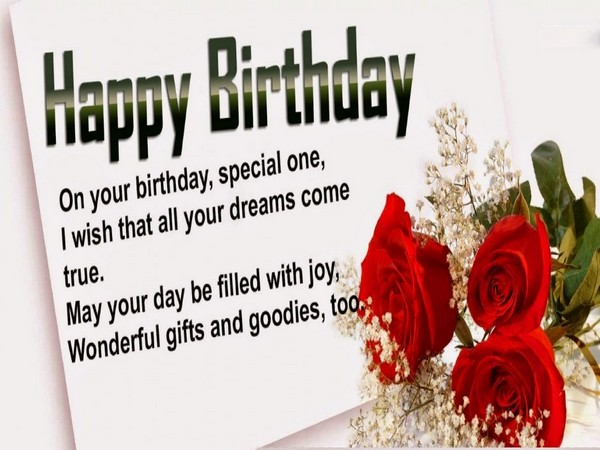 72 happy birthday wishes for friend with images good morning quote on your birthday special one i wish that all your dreams come true birthday wishes for friend meme m4hsunfo
