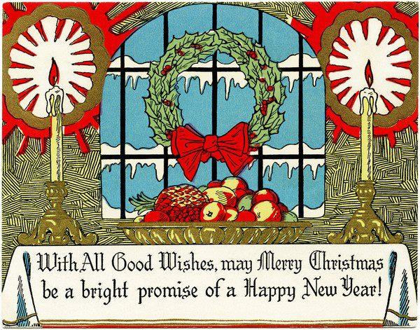 Christmas Card Sayings For Business