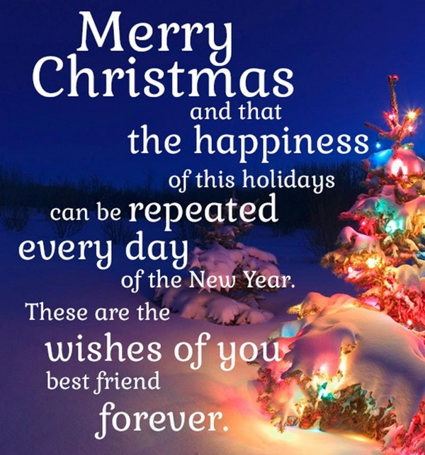 110 merry christmas greetings sayings and phrases good morning quote merry christmas and that the happiness of this holidays can be repeated every day of the new year christmas short greetings m4hsunfo