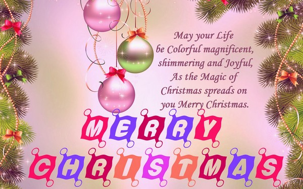 Cute Merry Christmas Greetings
