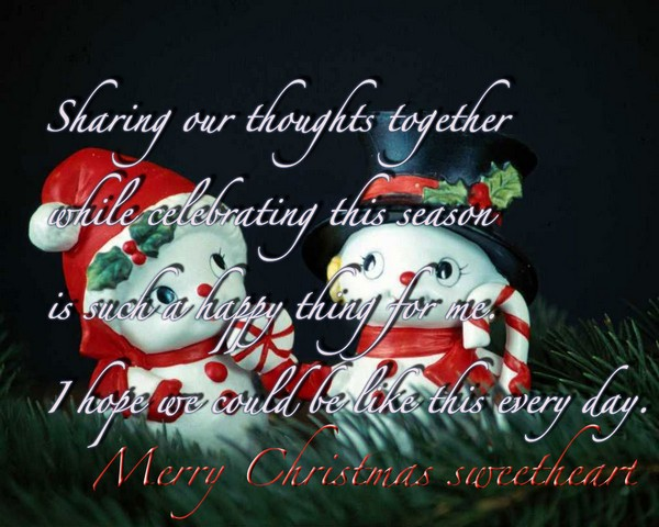 Merry Christmas Greetings Facebook